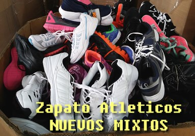 Zapatos Atleticos al Por Mayor